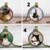 Steampunk cat pendant necklaces, top hat, steampunk, animal art, art pendant,