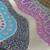 Repurposed Vintage Japanese Ceramic Dish-Abstract Art Dish