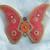 Butterfly Mandala Ornament, Hanging Home Decor