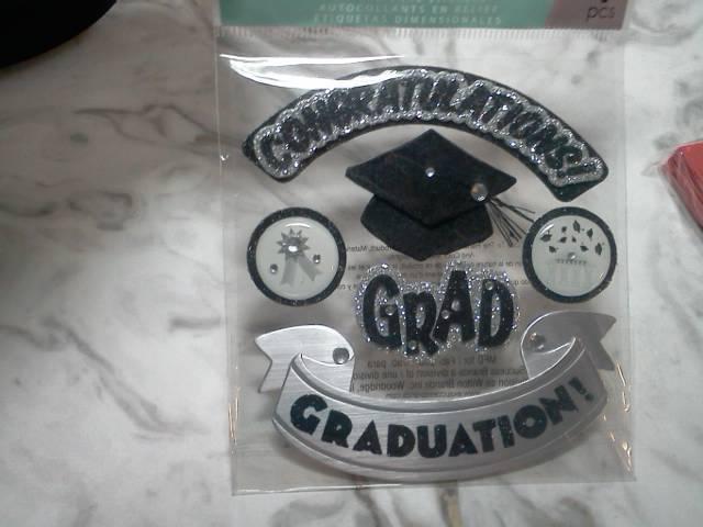 Graduation Stickers*