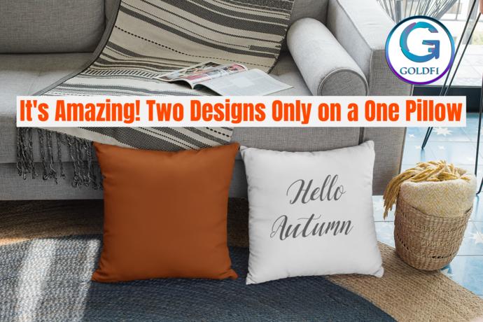 Fall Outdoor Pillows - Fall Pillows - Fall Throw Pillows - Orange hrow Pillows -