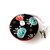 Measuring Tape Sewers Buttons and Pin Cushion Small Retractable Tape Measure