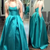 New Arrival Prom Dress,Spaghetti Straps Prom Dress,Mermaid Prom Dress,Long Prom
