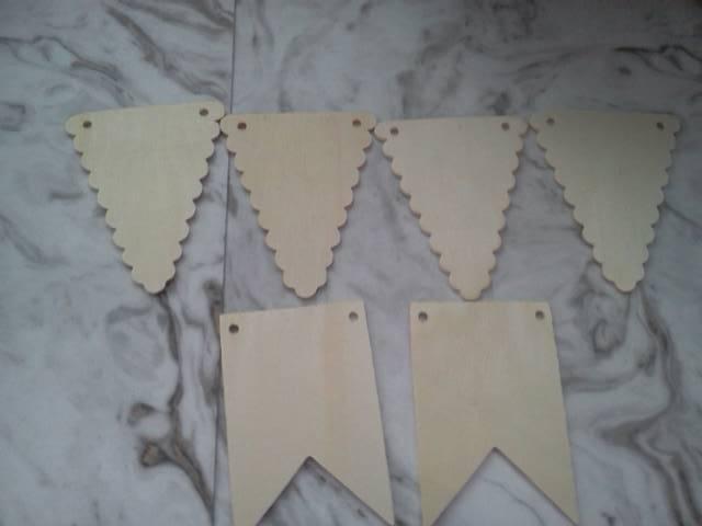 Chipboard Banner Set*