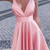 Cute  V neck Cocktail Dress, Short Party Gown
