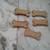 Chipboard Dog Bones*