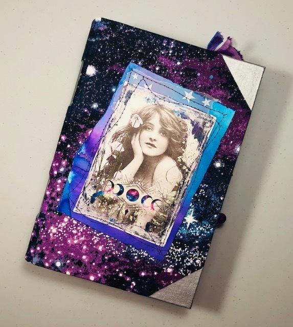 Moon Girl Celestial Journal #1