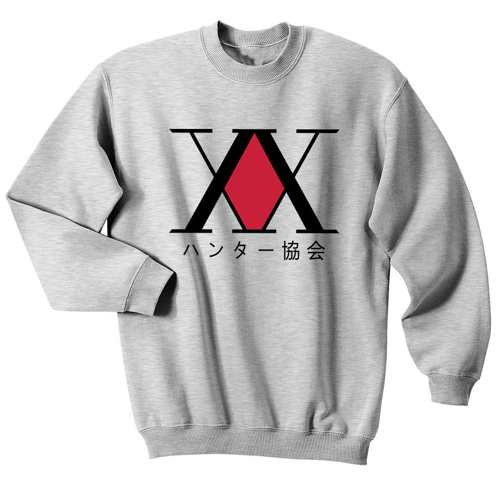 Hunter X Hunter Logo Hunter Association HxH Symbol Unisex Sweatshirt Sweater