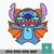 Stitch halloween svg, halloween svg, png, dxf, eps digital file HLW0073