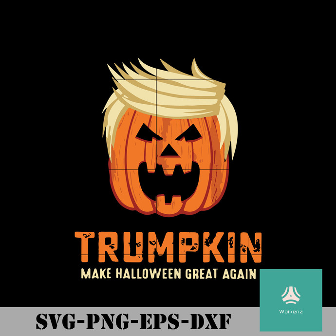 Trumpkin svg, png, dxf, eps digital file HLW0137