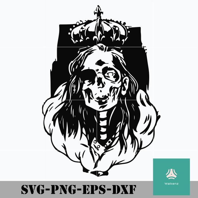 Witch king svg, halloween svg, png, dxf, eps digital file HLW0090