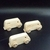 Pkg of 3 Handcrafted Wood Toy Vans 235AAH-U-3 Unfinished or finished