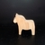 Dala Horse Cutout D-2-5-4  Unfinished  Pine