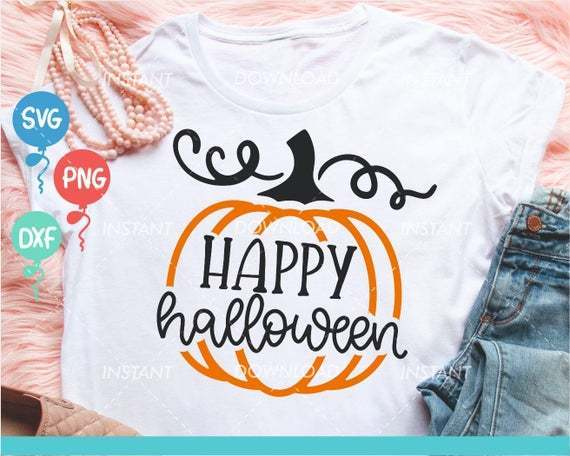 19+ Spooky Handlettered / Svg Png Jpeg Dxf Crafter Files
