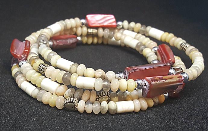 Memory wire wrap bracelet| Memory wire bracelets
