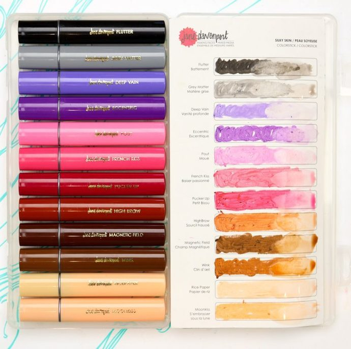 Jane Davenport Colorsticks