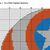 #15 Superhero logo Modern Cross Stitch Pattern, logo characters comics, counted