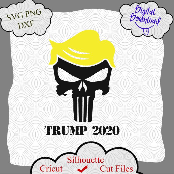 Impeach Infidel svg, Trump 2020 svg, Trump great svg, trump make american great