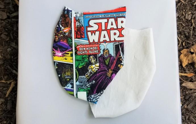 Classic Star Wars Mask