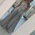 silver beaded lace prom dresses 2020 one shoulder satin applique elegant vintage