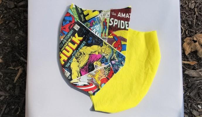 Marvel Comics Mask