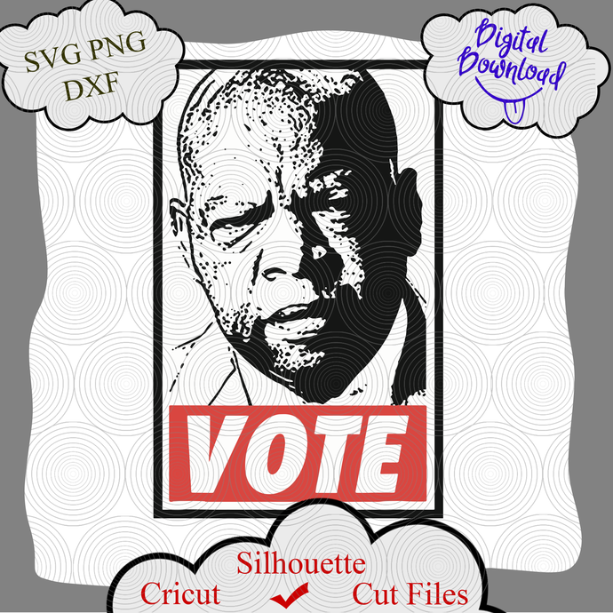 John Lewis Vote Design SVG, John Lewis Civil Rights Leader Resist Congressman