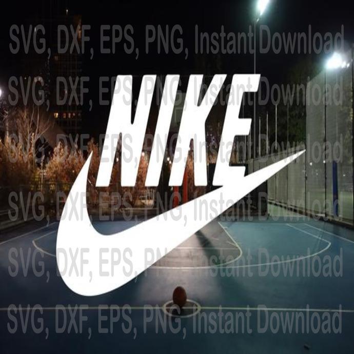Cricut Nike Logo Svg Nike Svg Files For Cricut Etsy