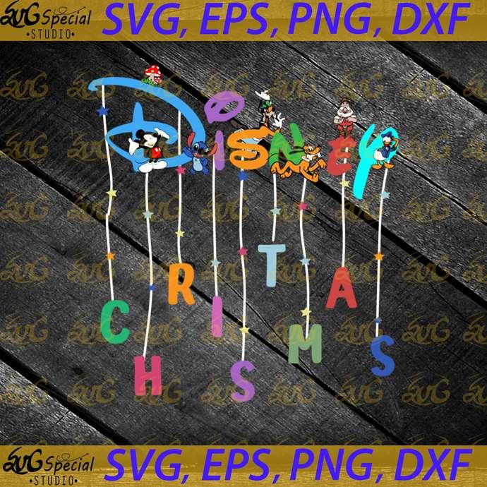 Disney Family Svg, Disney Charactor Svg, Christmas Svg, Mickey Svg, Donal Duck