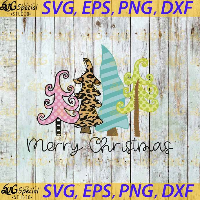 Merry Christmas Svg, Christmas Svg, Christmas Tree Svg, Be Kind Svg, Winter Svg,