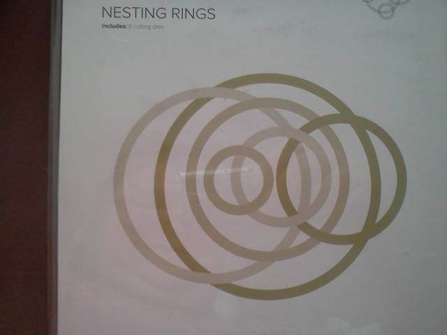 Lifestyle Crafts Nesting Rings*