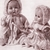 PDF Digital Download Vintage Knitting Pattern Baby Dolls Clothes 7 and 10 inch