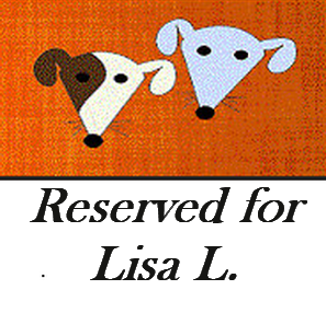 Reserved for Lisa L- Custom red cotton pajama
