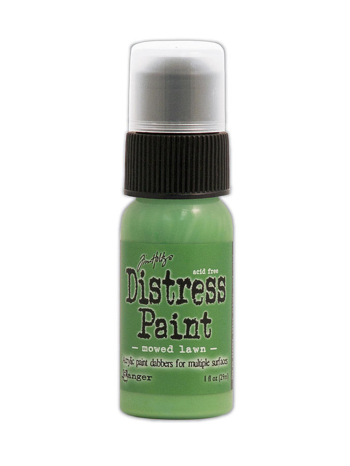 Tim Holtz Distress Paint Mowed Lawn*