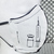 Black / White Medicinal Syringe & Vial 2-Layer Fitted Face Mask with Filter