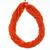 Carnelian Faceted Semi Precious Beads,Machine cut Beads,Micro faceted