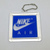"Nike Air Max 90 ""Hyper Royal"" Shoe Tag - Keychain Key Ring - New Unused"