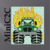 Flaming Monster Truck MiniC2C - Graph+ written line by line color coded block