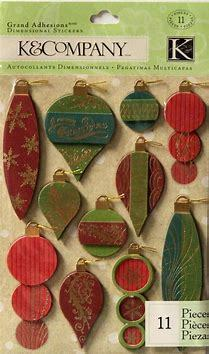 Christmas Adhesives*
