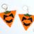 Halloween Pumpkin Triangle #1 Tutorial