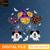 Mickey Minnie Halloween SVG ,Halloween Funny Svg