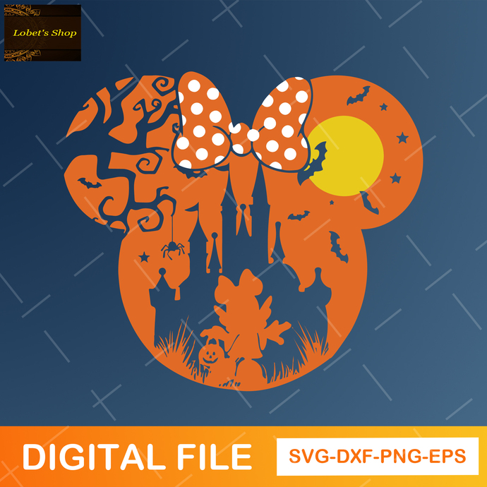 Mickey Mouse Halloween Svg , Disney Mickey Mouse Halloween Svg