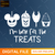 I'm Here For The Treats SVG ,Disney Halloween Svg