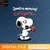 Snoopy Zombie Morning Coffee Svg , Snoopy Zombie Svg