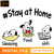 Snoopy Stay At Home SVG , Funny Snoopy Svg