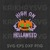 High On Hella Weed, Pumpkin Face SVG, Happy Halloween SVG, Halloween 2020,