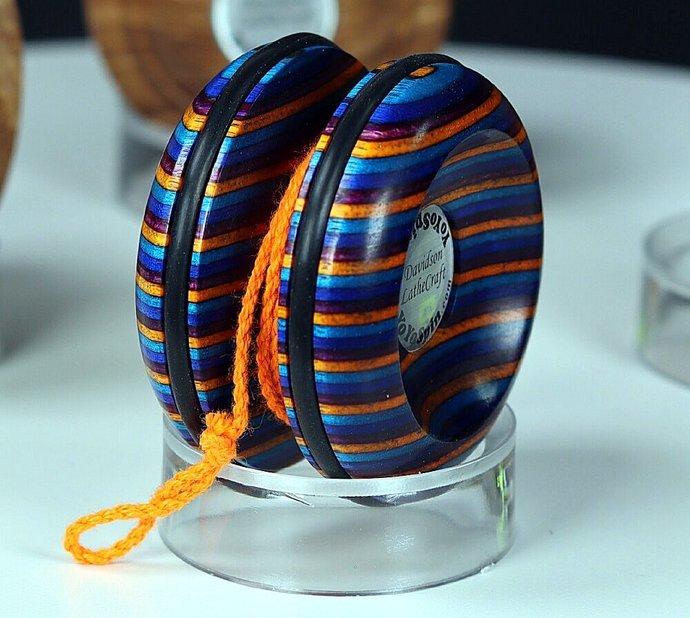 Handmade Butterfly Yo-Yo