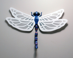 DIY scorpion papercraft trophy perfect for your wall decor