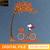 Snoopy Peaceful digital file svg, dxf, eps, png, trending, vector, logo