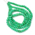 Chrysoprase Smooth Plain Beads,Chrysoprase Roundelle Beads,Green Chrysoprase