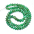 Natural Chrysoprase Polished Beads,Chrysoprase Roundelle Beads, Green